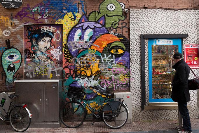 Amsterdam - Vieille ville