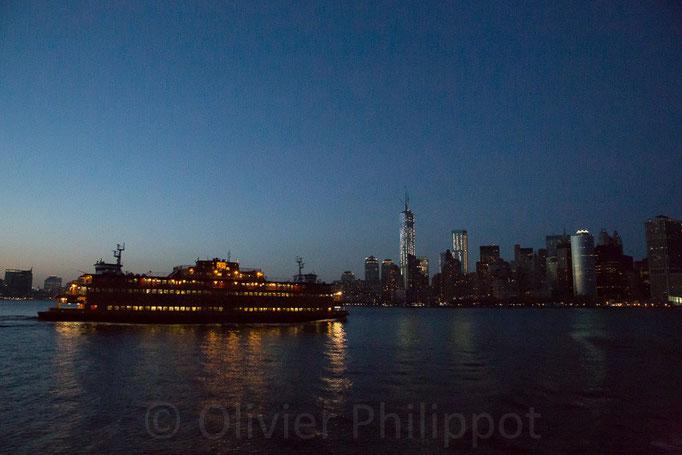New York - Vue sur Lower Manhattan