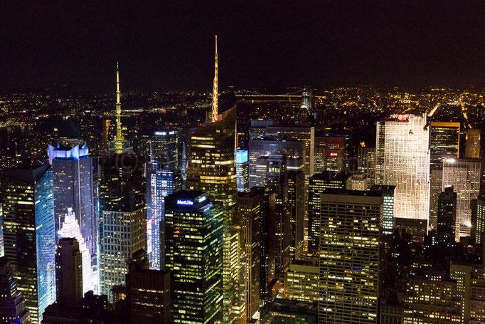 New York - Vue sur Times Square