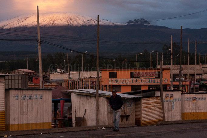 Equateur - Au pied du Cotopaxi