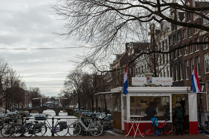Amsterdam - Southern Canals