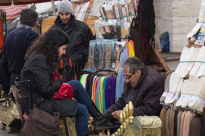 Istanbul - Marché Mosquée Neuve