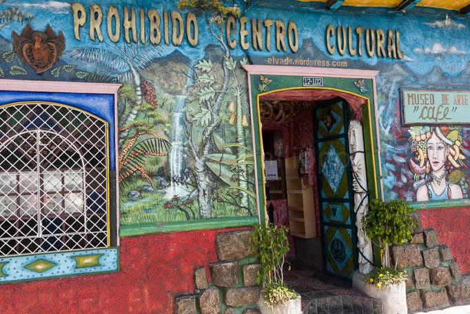 Equateur - Cuenca - Centre culturel
