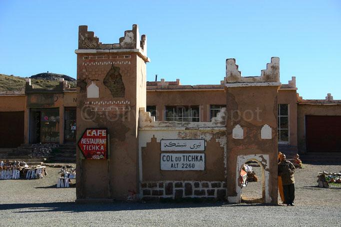 Maroc - Tizi n' Tichka