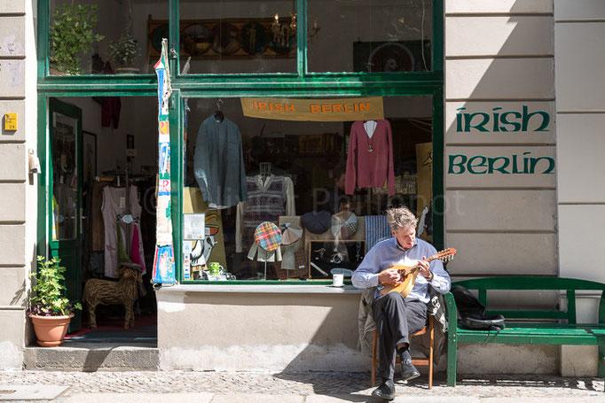 Berlin - An Irish Man in Berlin