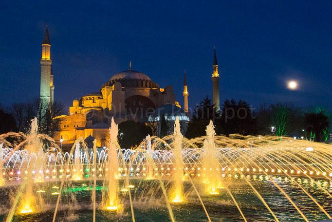 Istanbul - Sainte Sophie