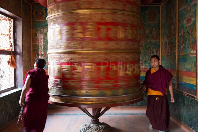 Stupa de Bodnath © Olivier Philippot