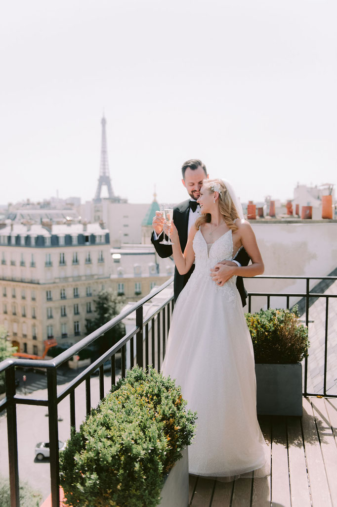 luxury wedding planner in Paris