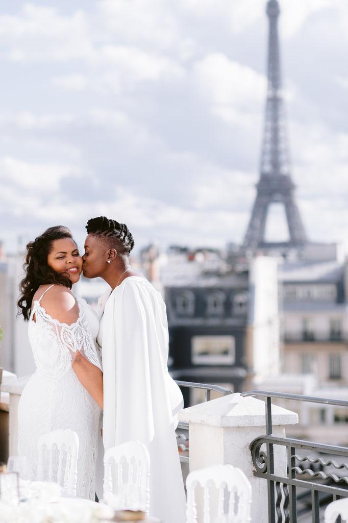 luxury weddings in Paris