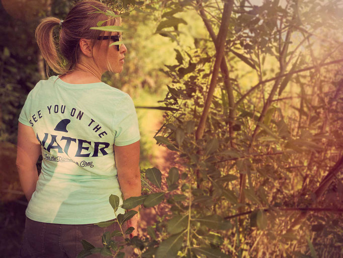 PLANKENREITER - T-Shirt | SEE YOU ON THE WATER