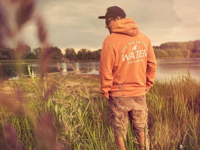 PLANKENREITER -Hoodie | SEE YOU ON THE WATER