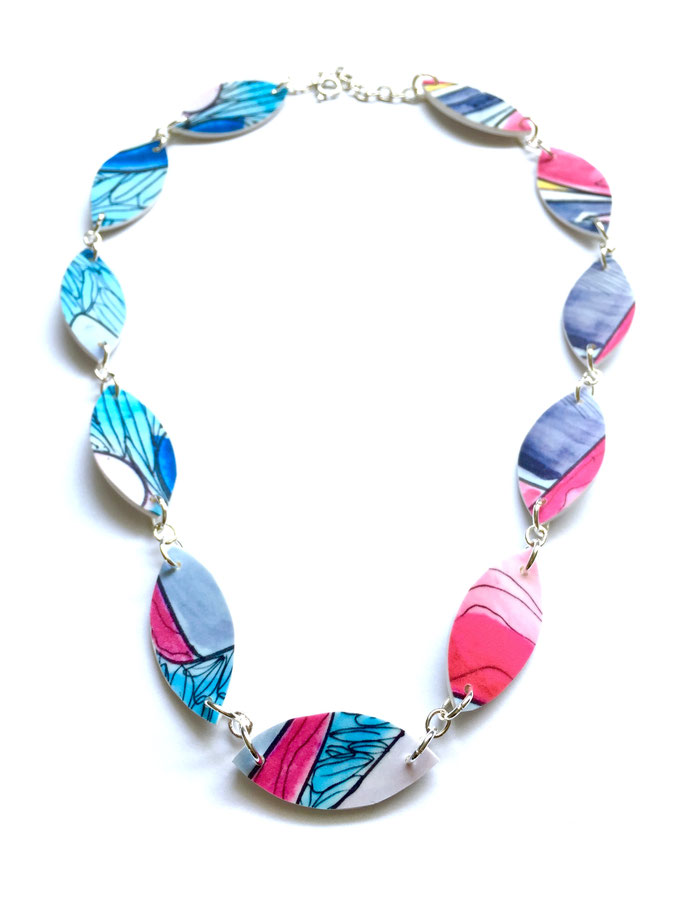 Full Necklace ( Afar Series ) 2016