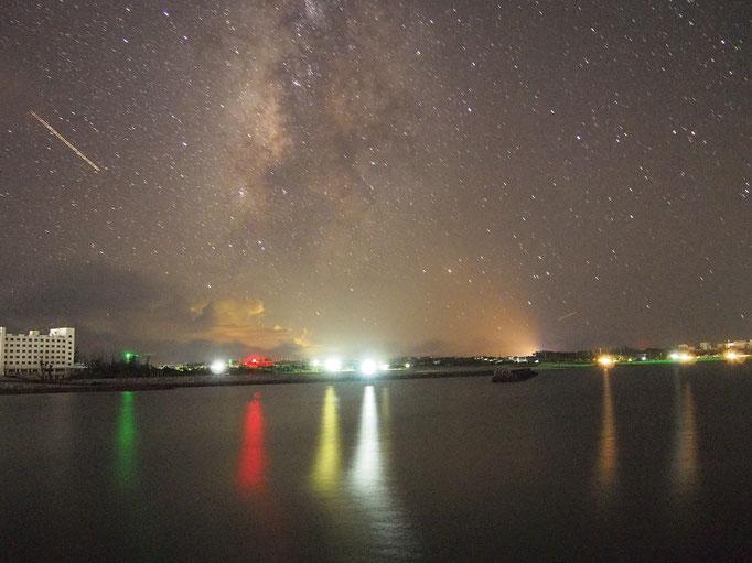 癒しの離島 沖縄 から35分 星空 ゆったり スキューバー