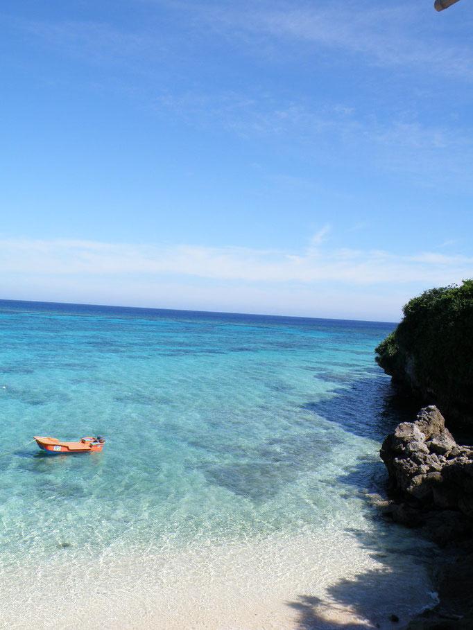ヨロン B&G前 沖縄から近い癒しの離島なら与論島がおススメ!