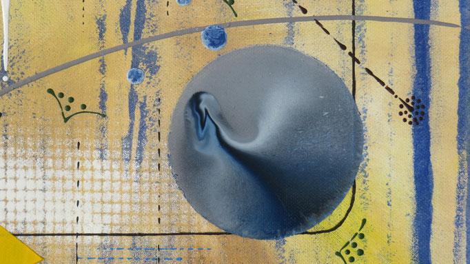 génération. zoom1 - daluz galego peinture tableau abstrait abstraction