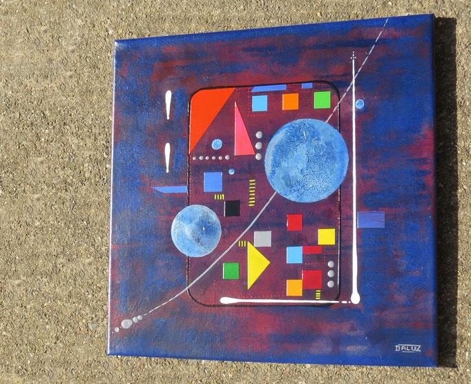 centrale. vue de côté1 - daluz galego tableau abstrait abstraction