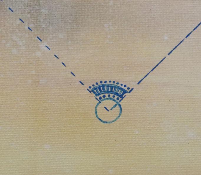 entrevue zoom5 - daluz peinture abstraite abstraction