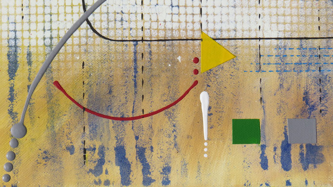 génération. zoom2 - daluz galego peinture tableau abstrait abstraction