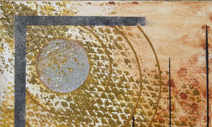 syncrétisme. vue de zoom7 - daluz galego tableau abstrait abstraction