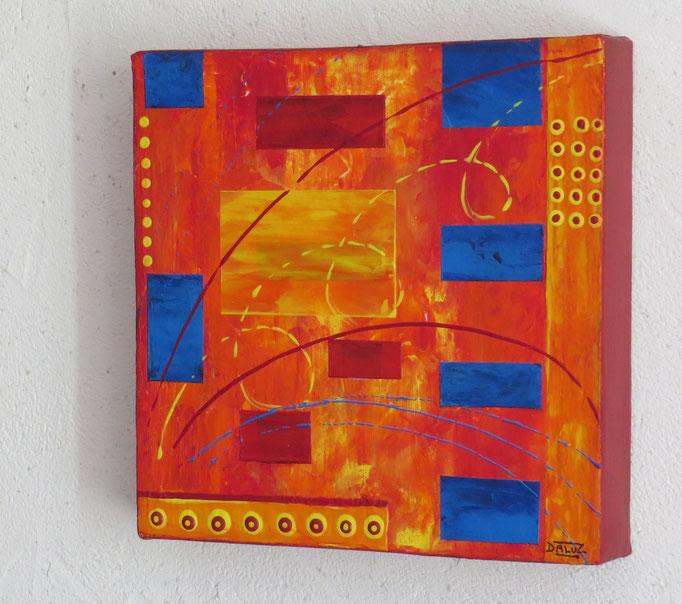 diode vue côté2. abstrait. abstraction