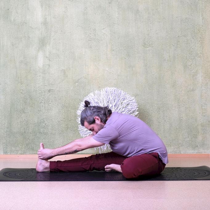 Yoga Shirt & Hose Herren