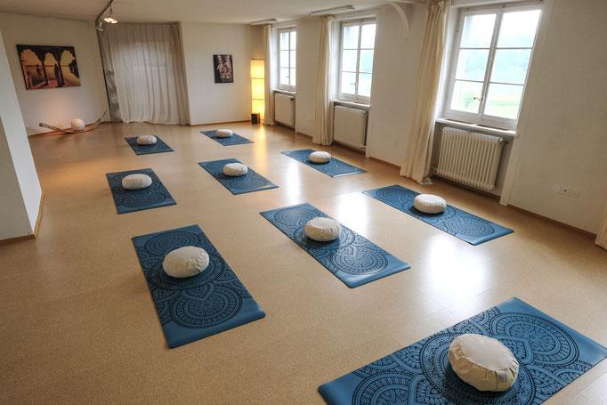 Meditationskissen für Studios