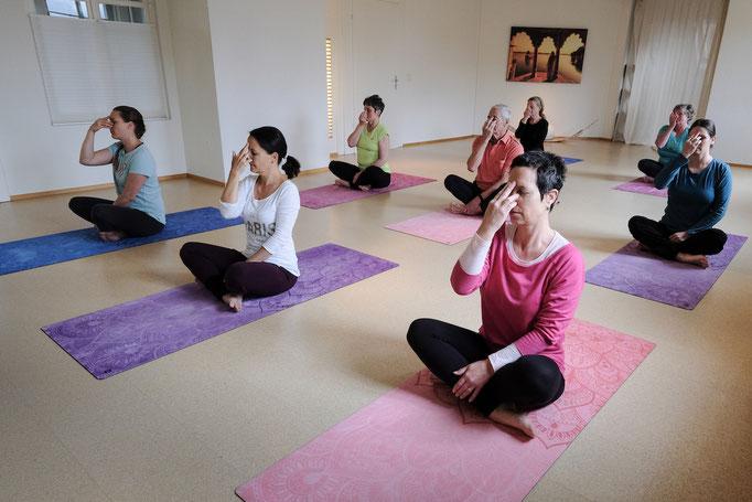 Yogamatten für Yogalehrer