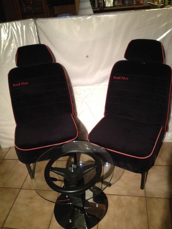 Automöbel Sessel von MINI COOPER MK II