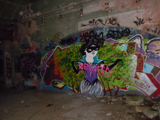 Masked Girl, London, 2011