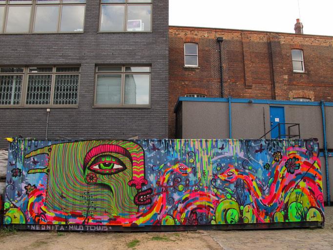 Me & Milo Tchais, The National Centre for Circus Arts, Shoreditch, London, 2011