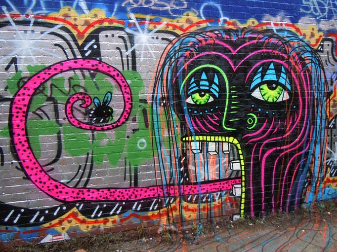 Voodoo, Wandsworth, London, 2011