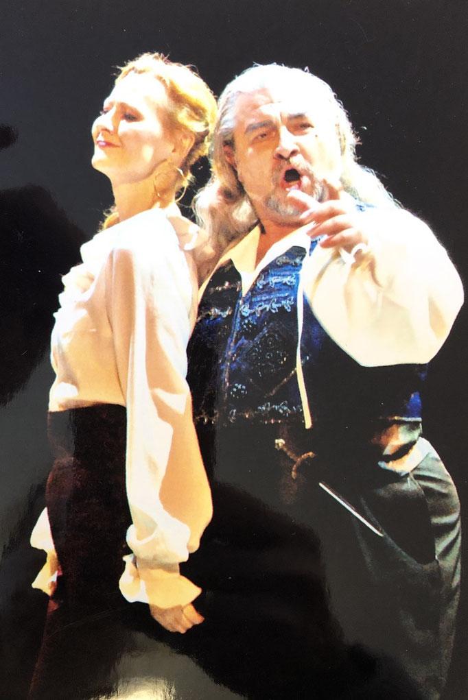 Hermine Haselböck as Mercedes @ Oper Maribor 2008