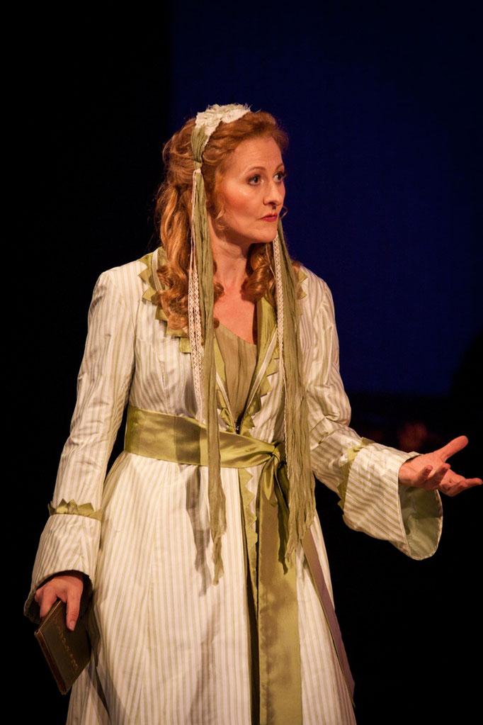 Hermine Haselböck as Brangäne in Tristan und Isolde @Tyrolean Festival Erl (2011)