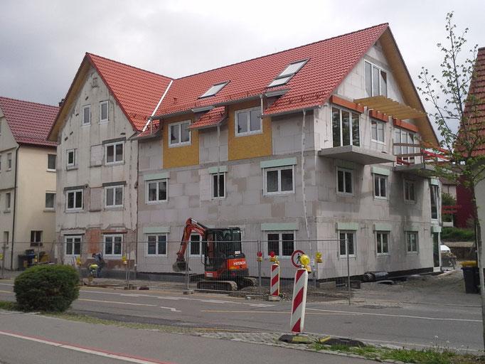 Ausbau, Mehrfamilienhaus in Winnenden