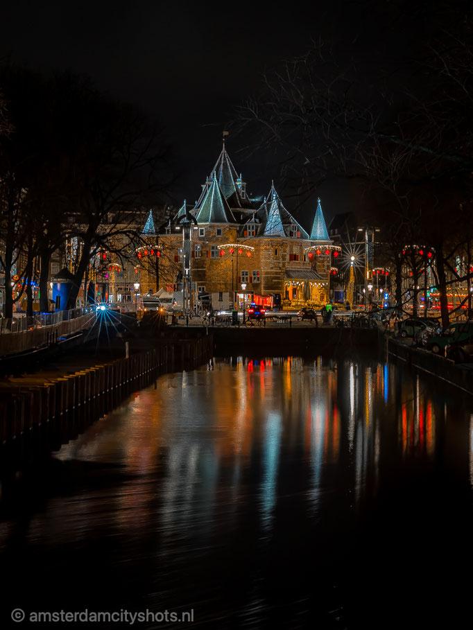 ' Nieuwmarkt Amsterdam | de Waag (1494)'