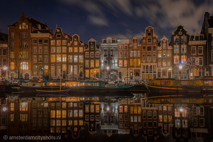 'Canal houses Singel'