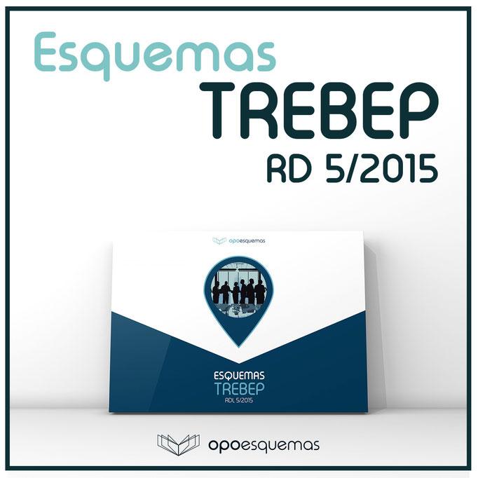 Esquemas TREBEP - Estatuto Básico Empleado Público 5/2015. OpoEsquemas.