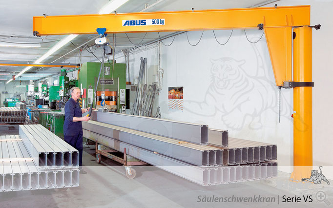 ABUS Säulenschwenkkran VS