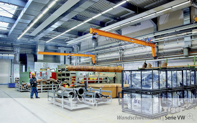 ABUS Wandschwenkkran VW