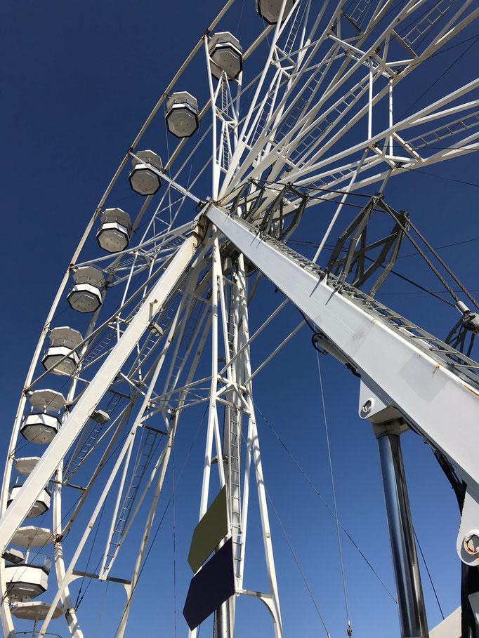 Riesenrad der Ausstellung HEIMAT, Lenzburg