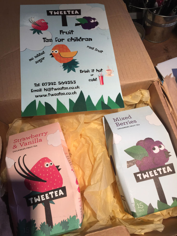 Tweetea tea review blog