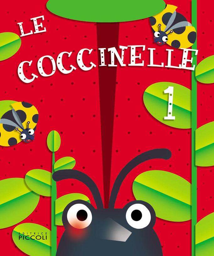 COPERTINA- LE COCCINELLE- ED. PICCOLI