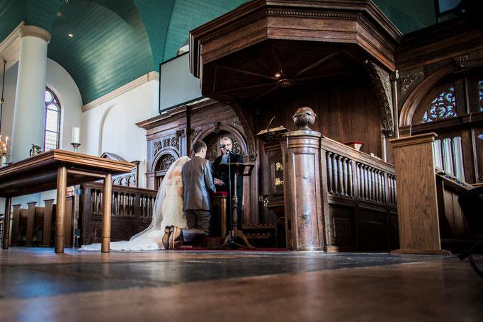 Kerkelijke huwelijksinzegening
