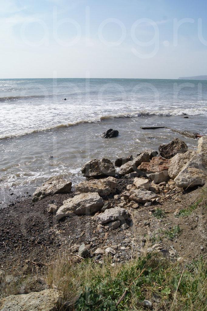 Берег. Крым
