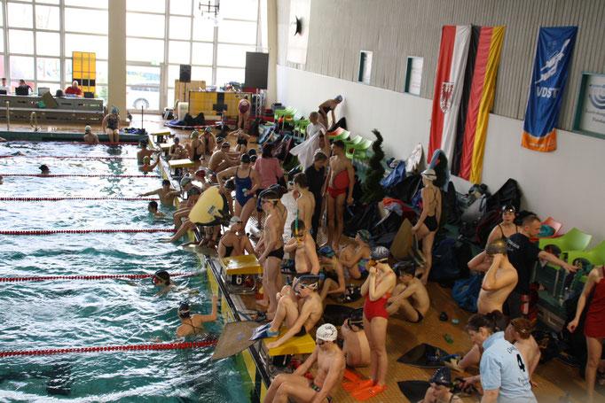 Eindschwimmen