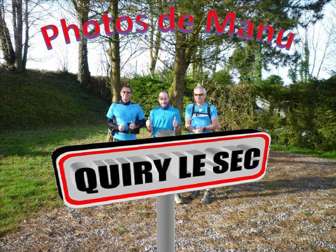 Sortie à Quiry le Sec avec Manu (dép80 - 16km - Sam11/03/2017)