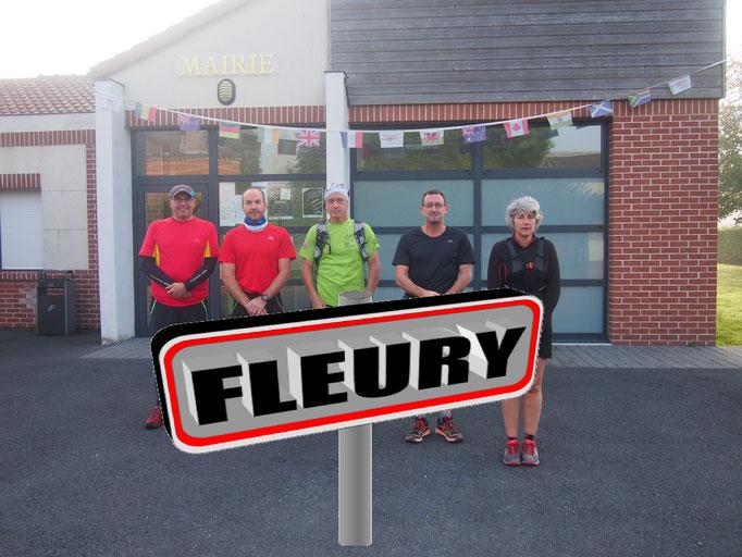 Sortie au départ de Fleury avec JPh (dép80 - 17/20km - Sam23/09/2017)