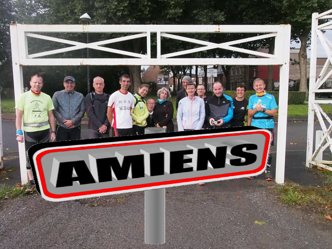Sortie à Amiens avec Martin (dép80 - 15/20km - Dim02/10/2016)