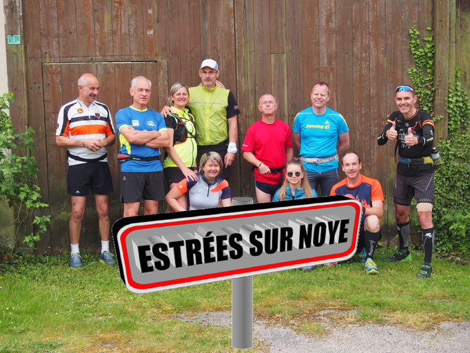 Sortie à Estrées sur Noye avec JPh (dép80 - 16km - Sam12/05/2018)