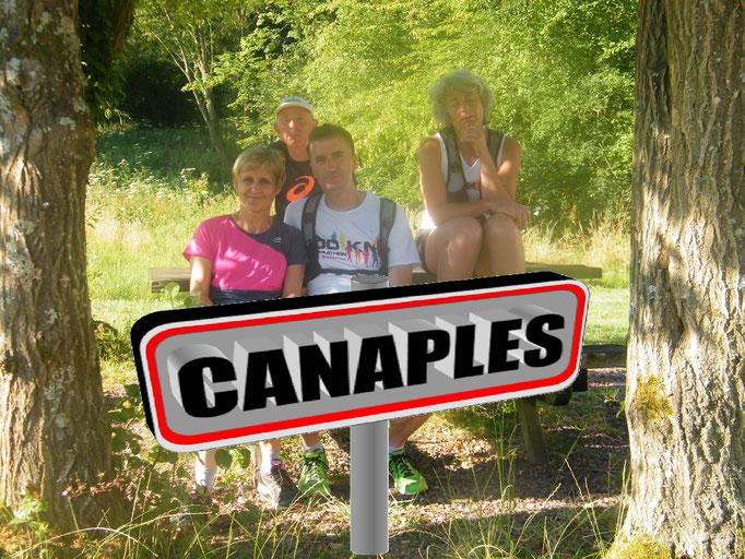 Sortie à Canaples avec Martin (dép80 - 16km - Dim15/07/2018)